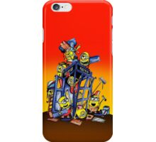 Phone booth Builder iPhone Case/Skin