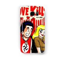 The Filth and The Fury: Love Kills Samsung Galaxy Case/Skin
