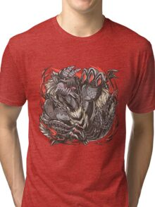 Emperor of Hell  Tri-blend T-Shirt
