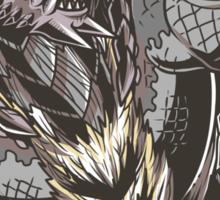 Emperor of Hell  Sticker
