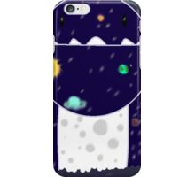 Little Space Monster iPhone Case/Skin