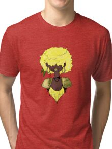 Flowergirl Dandelion Tri-blend T-Shirt
