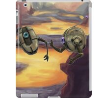Terrene Odyssey - Scoops McGee and Johnny Donuts iPad Case/Skin
