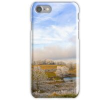 Down In The Valley iPhone Case/Skin