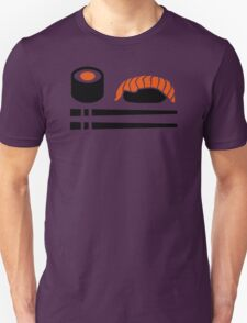 Sushi sticks sashimi Unisex T-Shirt
