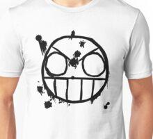 Darn Graffitti - Black Unisex T-Shirt