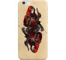 JackOfBlades iPhone Case/Skin