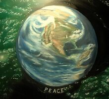 World Peace by KenLePoidevin