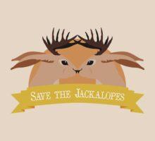 Jackalope Preservation Society by thanksshermione