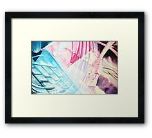 Toys of present time Framed Print