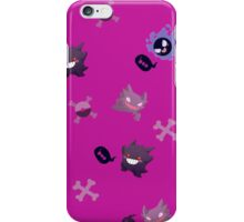 The Ghostly Trio iPhone Case/Skin
