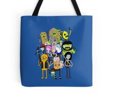 The Walking Dead Time Tote Bag