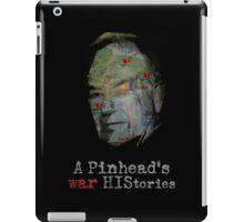 Bill O'Reilly: A Pinhead's War HIStories iPad Case/Skin