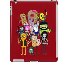 The Walking Dead Time: Bloody Edition iPad Case/Skin