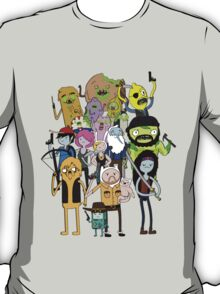 The Walking Dead Time T-Shirt