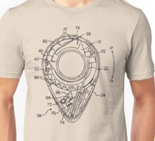 Retro Gear Diagram Unisex T-Shirt