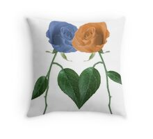 Lets Grow Together No Copy 1.0 Throw Pillow