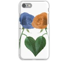 Lets Grow Together No Copy 1.0 iPhone Case/Skin