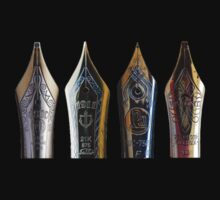 Fountain Pens -- NIBS!!  by GoFalcon