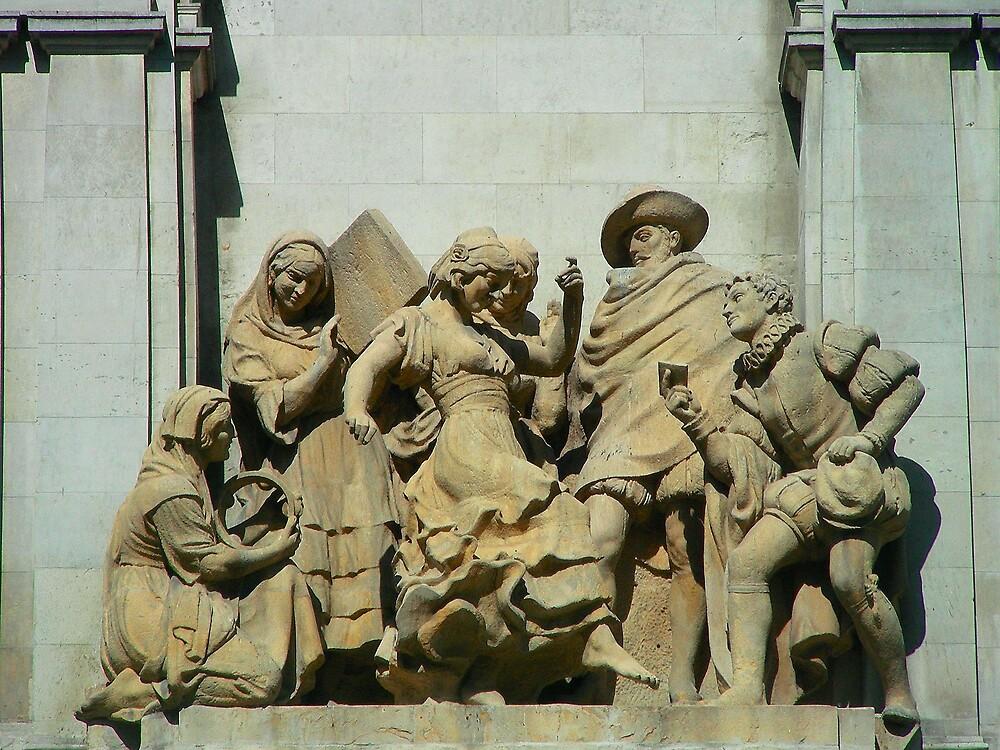 Plaza España......Madrid. by cieloverde