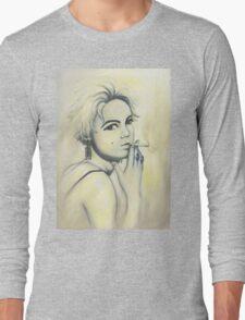 Edie Painting Long Sleeve T-Shirt