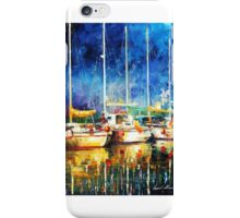 In The Port — Buy Now Link - www.etsy.com/listing/227861517 iPhone Case/Skin