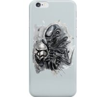 The Xenomorph Awakens iPhone Case/Skin
