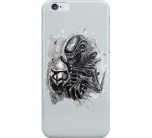 The Xenomorph Awakens iPhone Case/Skin