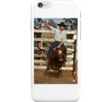 Rodeo No 1 iPhone Case/Skin