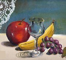Still Life- Fruit by shinichick39