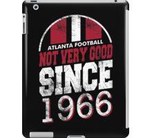 Atlanta Football iPad Case/Skin