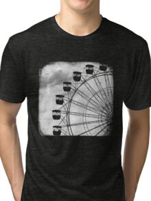 Ferris Wheel - TTV Tri-blend T-Shirt