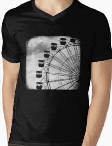 Ferris Wheel - TTV Mens V-Neck T-Shirt