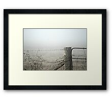 Landscape No 1 Framed Print