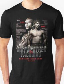 Mayweather vs Pacquiao Shirt  T-Shirt