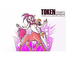 Token Arcade- Singer Photographic Print