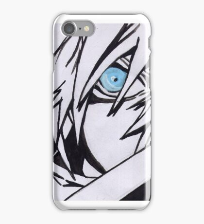 Cloud Strife- Mako Eyes iPhone Case/Skin