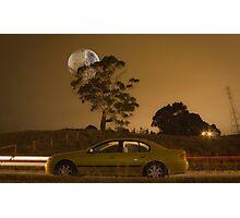 Night car Photographic Print