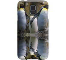 King Penguin, Antarctic, Montreal Biodome Samsung Galaxy Case/Skin