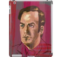 Jimmy McGill or Saul Goodman iPad Case/Skin