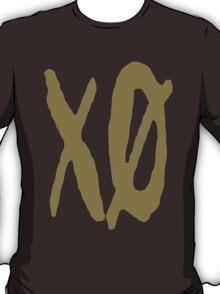 XO Slash [Gold] T-Shirt
