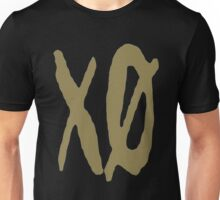 XO Slash [Gold] Unisex T-Shirt