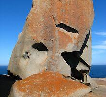 Remarkable Rocks, Kangaroo Island by Mel1973