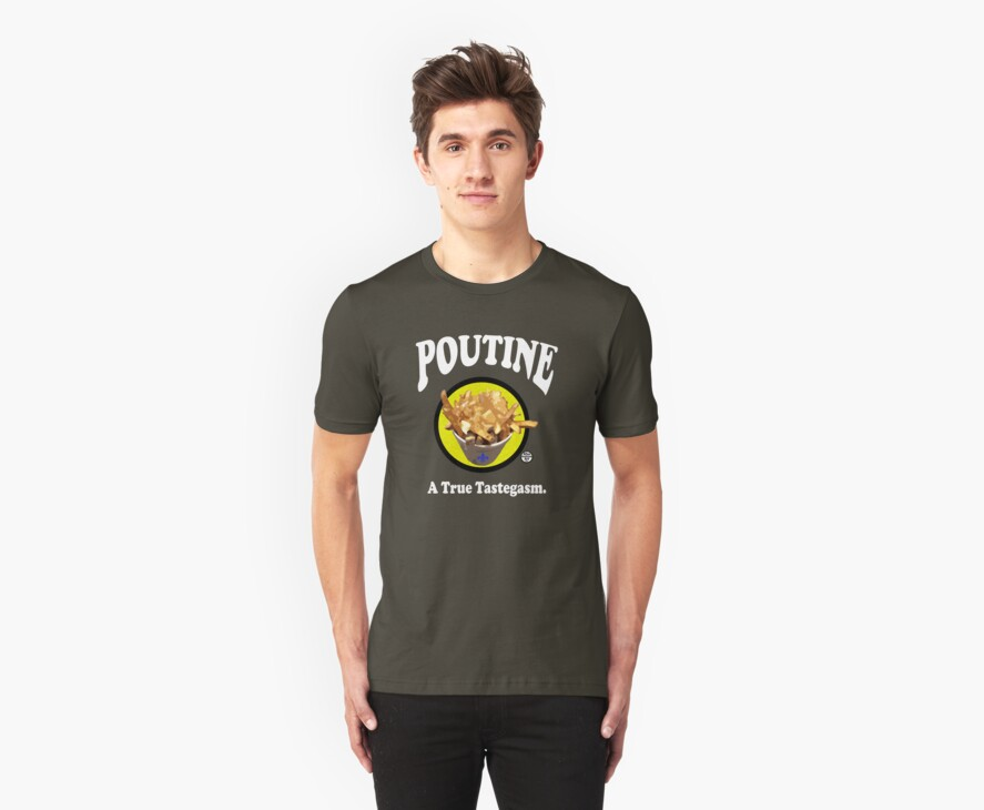 Poutine by 45thAveArtCo