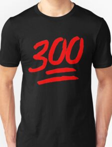 300 [Red] Unisex T-Shirt