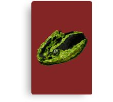 Snake Eyes (Red) Canvas Print