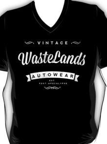 Retro Vintage Wastelands Autowear Hoodie T-Shirt
