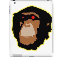 Zombied Chimp iPad Case/Skin