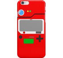 Classic Pokedex iPhone Case/Skin