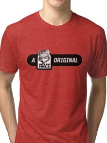 M3L33 H3LL Or!g!n@L Tri-blend T-Shirt
